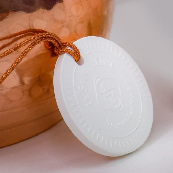 Médaillon parfumé - L'Alambic